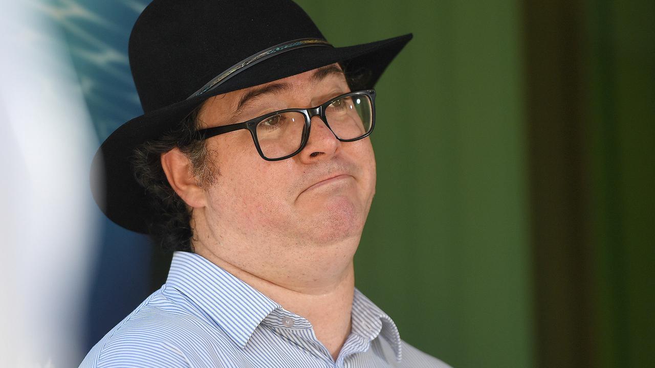 Dawson MP George Christensen. Picture: Matt Taylor