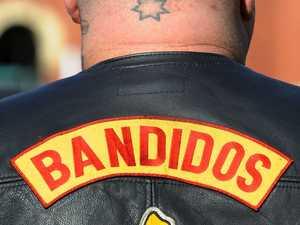 Man busted at Kandanga wearing 'Bandidos Forever' gang ring