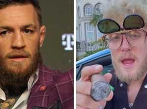 YouTuber's $50m offer to fight McGregor