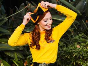 Yellow Wiggle spills the beans ahead of Mackay show