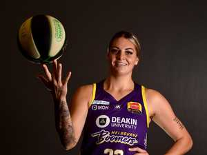 WNBL Boomers v Capitals: Cayla George sums up final attitude