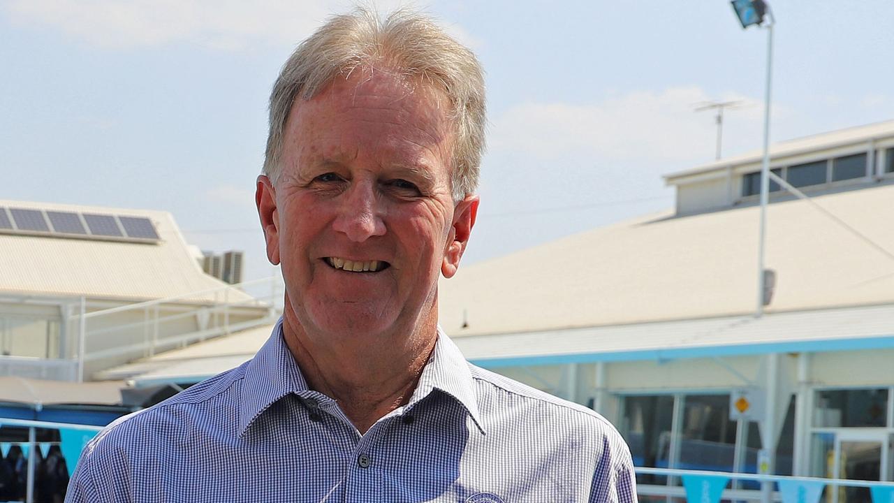 Royal Life Saving Society of Australia national education and training advisor Dr Shayne Baker OAM.