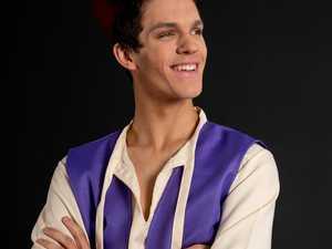 Cast of 70 perform Disney tale Aladdin at Empire Theatre