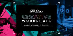 SAE Byron Bay is opening its doors this January for the SAE Creative Workshops, a three-day program to expand your skills and get you working on inspiring creat