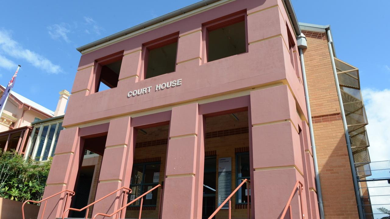 Lismore Courthouse. Photo Cathy Adams / The Northern Star