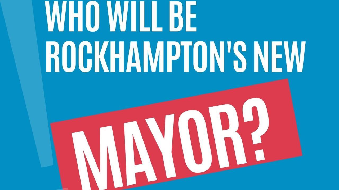 Who will be Rockhampton's new mayor?