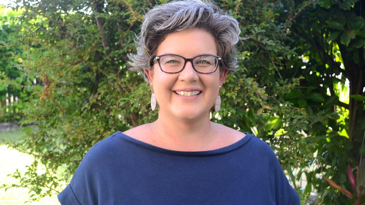 Miranda Broadbent is running for Rockhampton Mayor in 2021