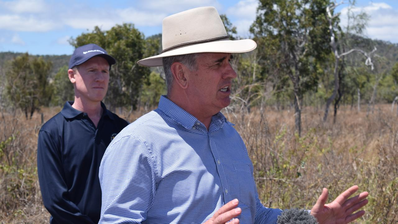 "Member for Burdekin Dale Last said the program was a ""dismal failure""."