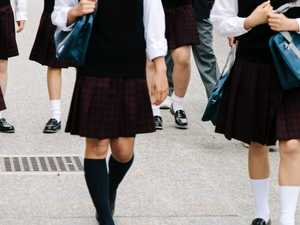'Demeaning': Schoolgirls asked to kneel to check hemlines