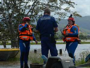 Five flood rescues: SES unit reveals its busy day