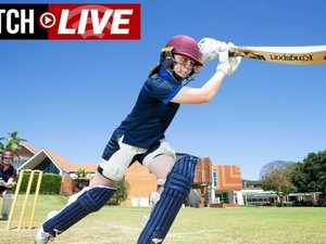 Watch live: Cricket State Championships