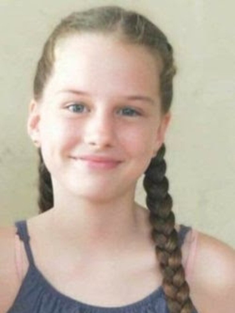 A 12-year-old girl was reported missing from Rockhampton. Picture: QPS