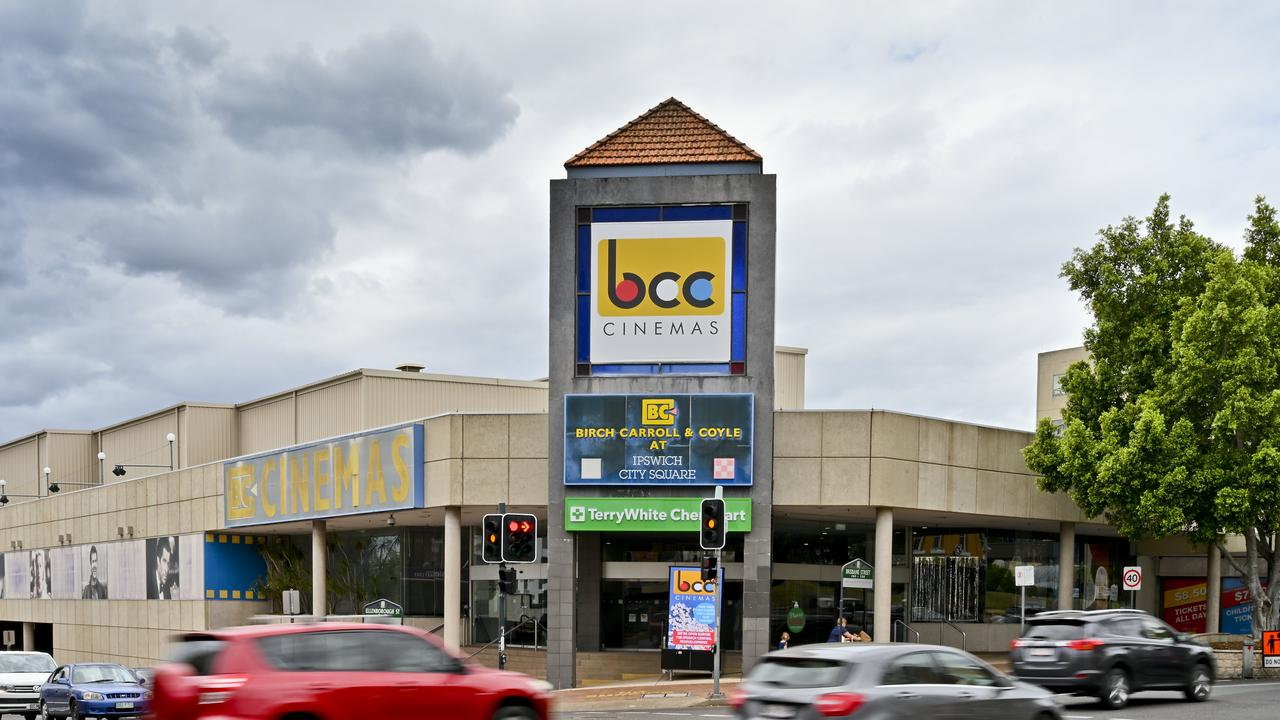 Birch, Carroll and Coyle moved out of the Ipswich CBD cinema complex in 2019. The council is trying to secure a tenant as part of its redevelopment of the city centre.