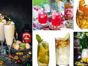 CHRISTMAS COCKTAILS: Get into festive spirits with Bundy