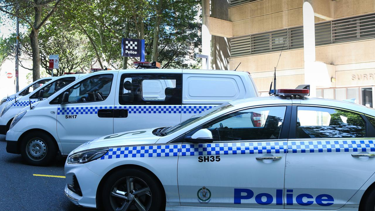 Two women and a four-year-old girl have been struck by a car outside a school.