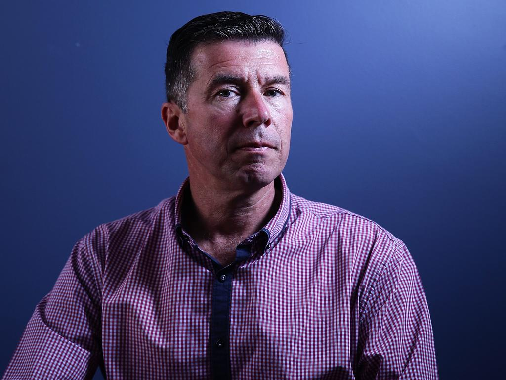 Andrew Antoniolli says his faith saved him.
