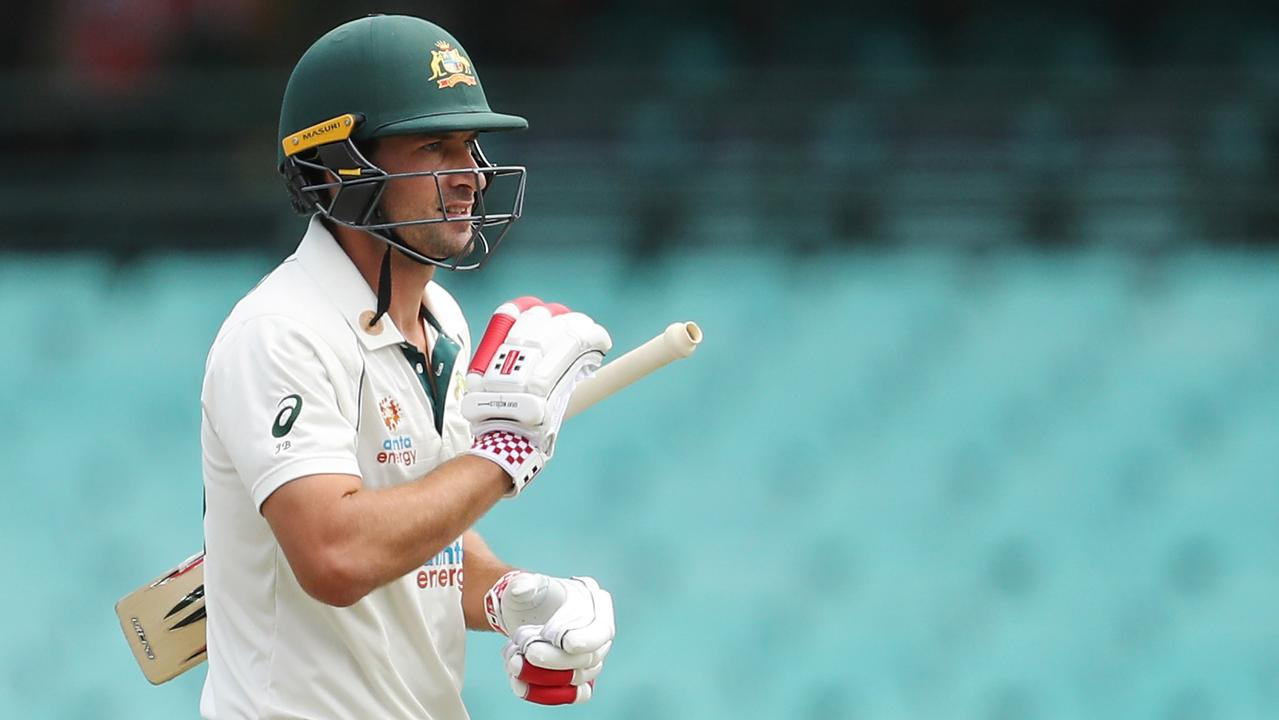 Australia's selectors have reportedly decided what to do with Joe Burns, who is suffering through the worst form slump of his career.