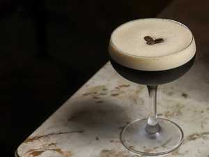 Where you can get an espresso martini on tap in Mackay
