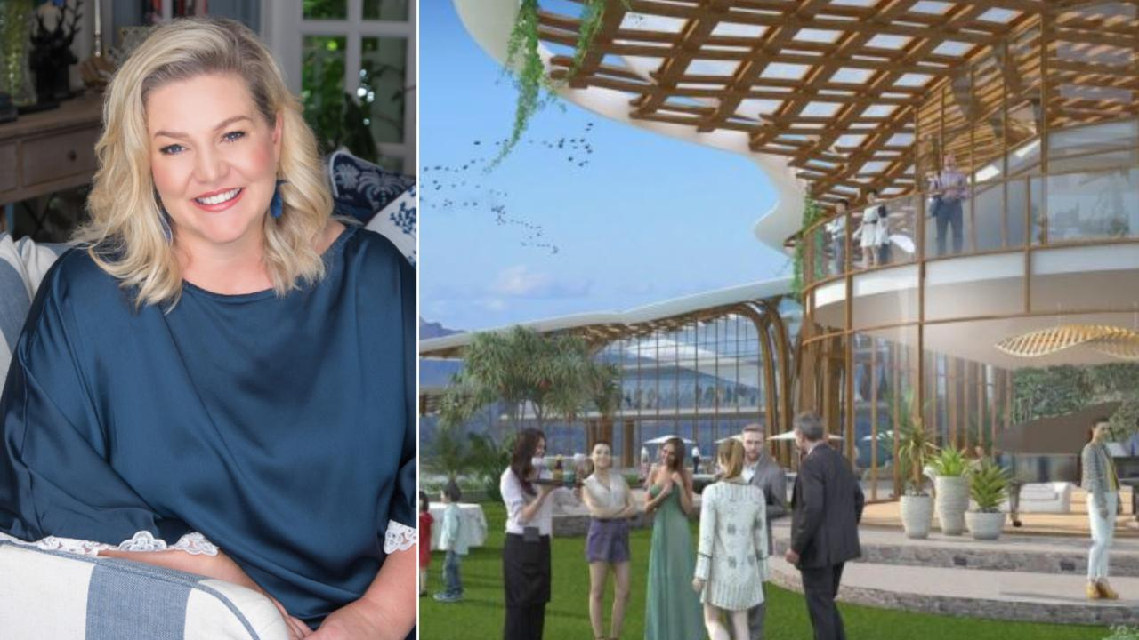 Heidi Meyer hopes to attract an experienced developer to take on her Badderam eco resort at Buderim.