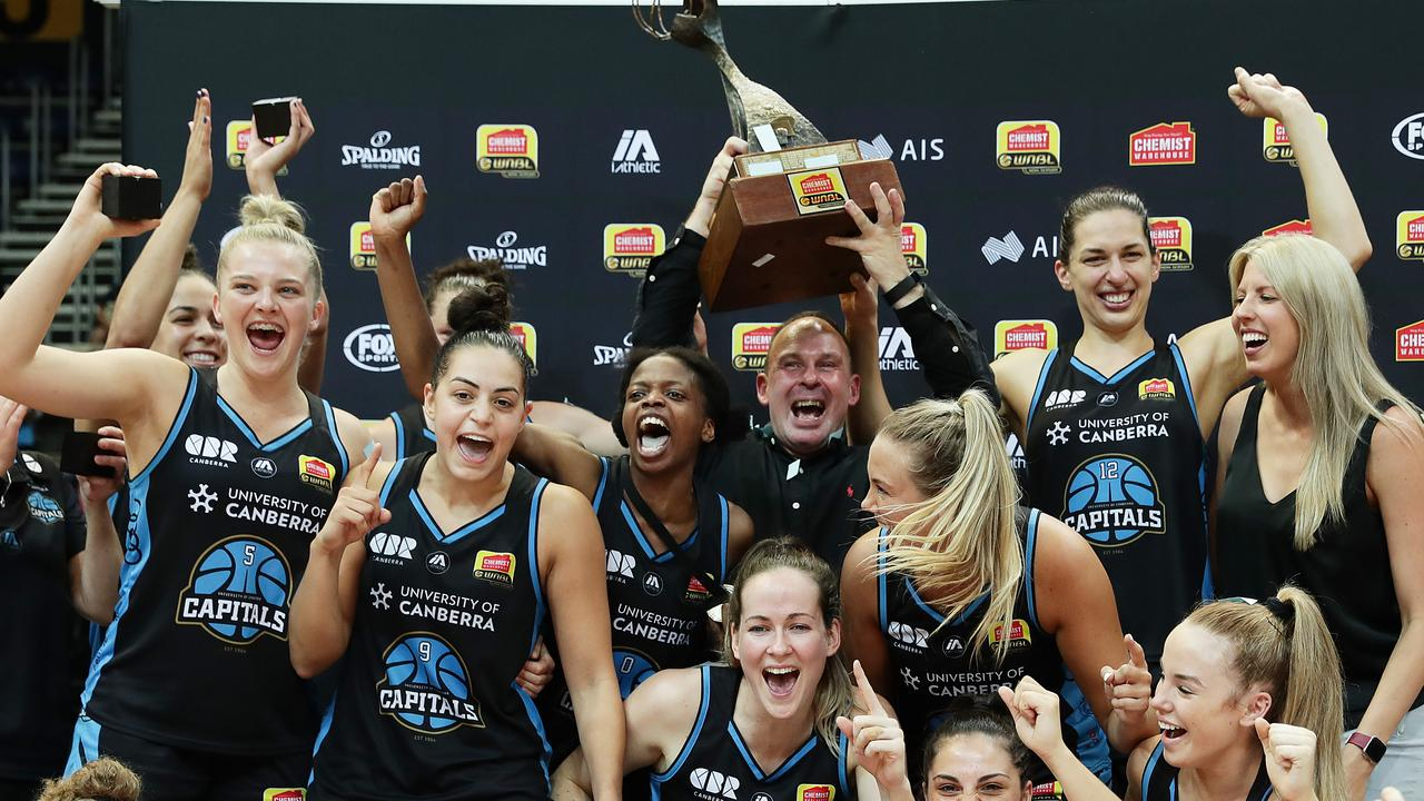 Opals coach Sandy Brondello is as passionate as they come, so she was honest about the WNBL grand final deserving its own stage.