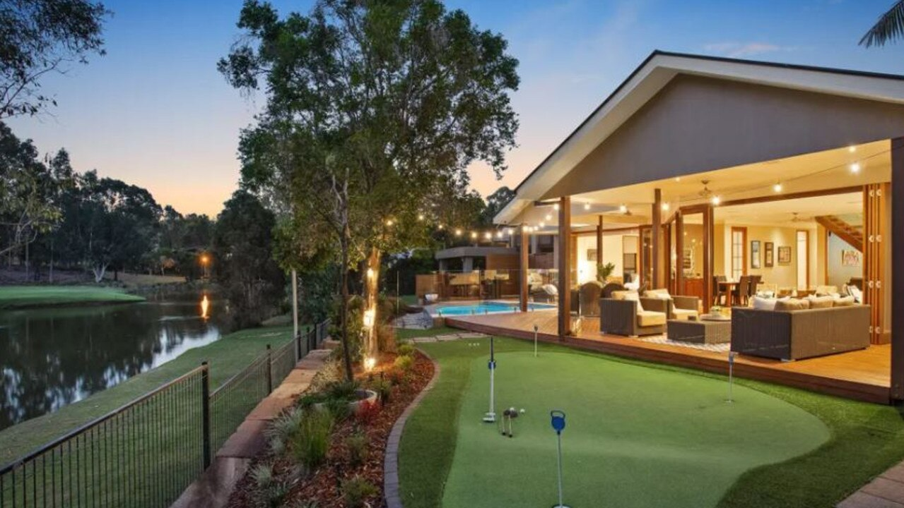 68-72 Oakview Circuit, Brookwater sold for $1.2 million last month.