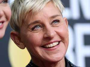 Ellen shares unusual COVID symptom