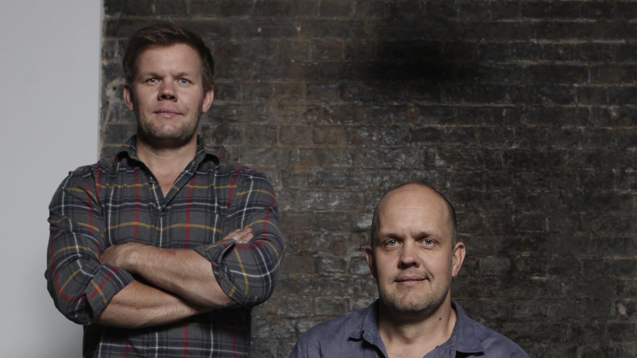 PopConcrete's Jouni and Sami Järvelä