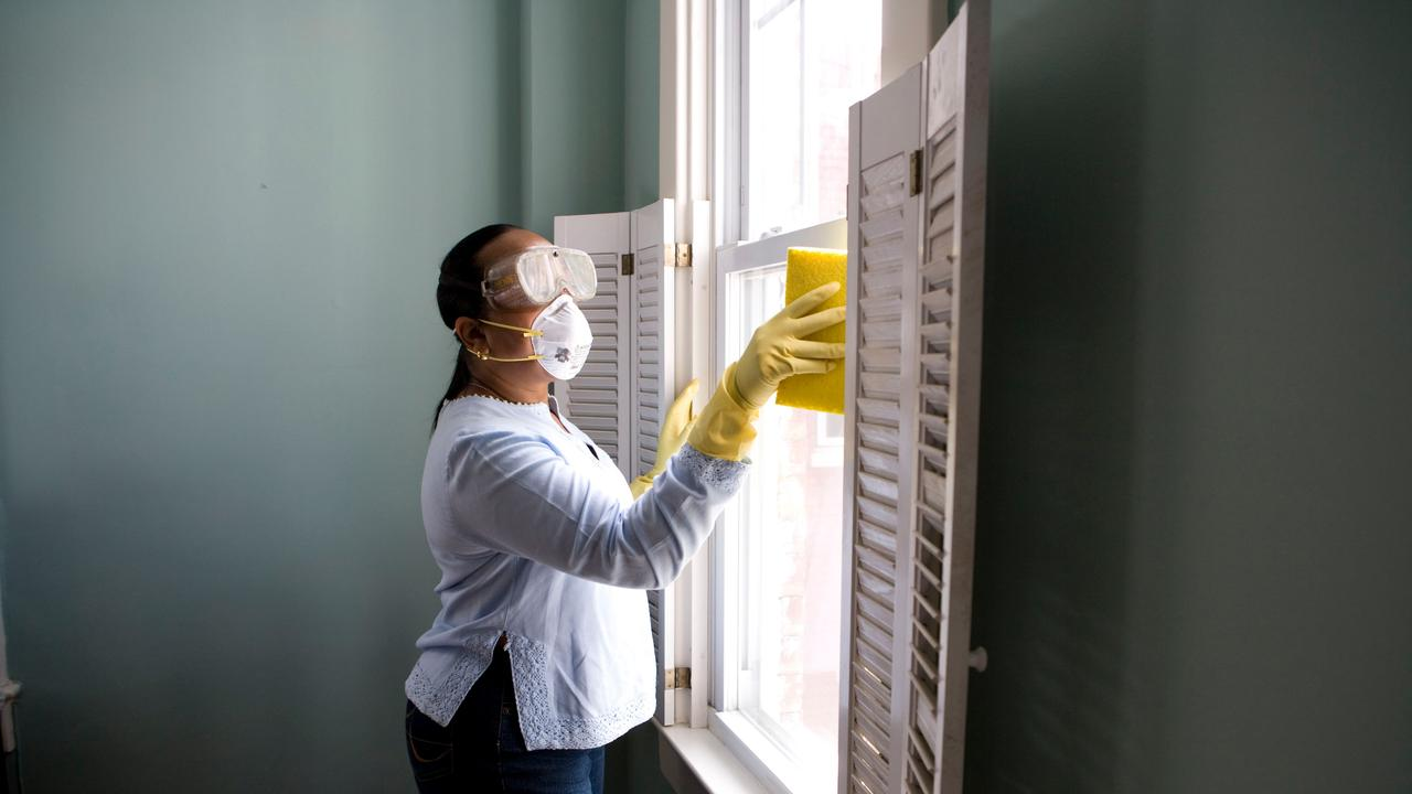 From vinegar to heavy duty chemicals, removing mould from homes is part of living in a sub-tropical area during wet weather seasons.