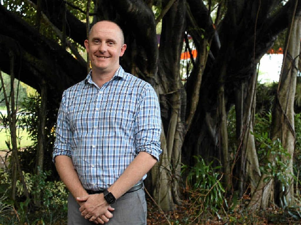 Mackay Tourism CEO Tas Webber. Picture: File