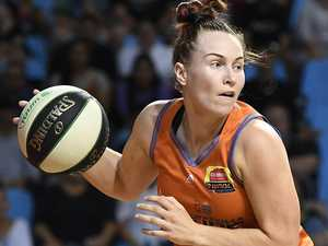 Townsville Fire take on the Melbourne in the WNBL