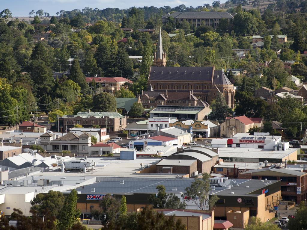 Armidale in the New England region of NSW offers plenty of opportunities. Picture: Don Fuchs/Destination NSW.