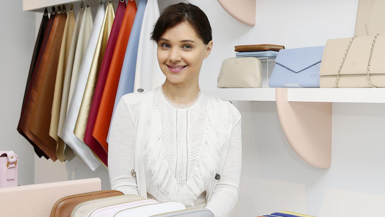 Mon Purse co-founder Lana Hopkins left the company in 2018. Picture: John Appleyard