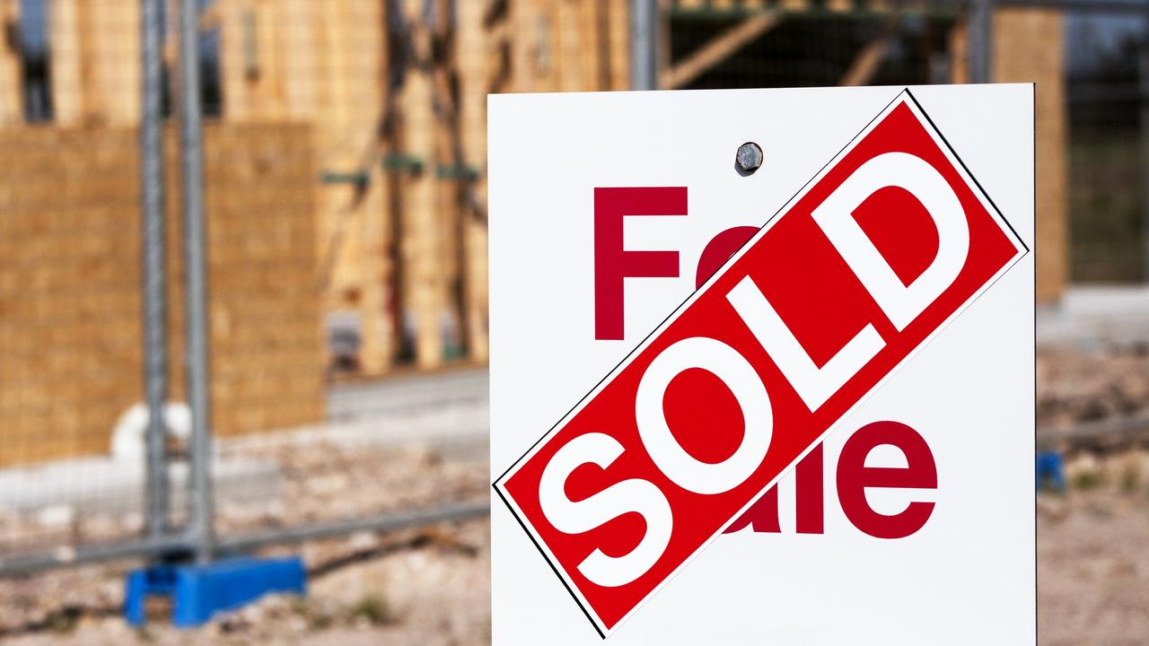 """It was a year """"like no other"""" for the Central Queensland housing market. Photo: File."""