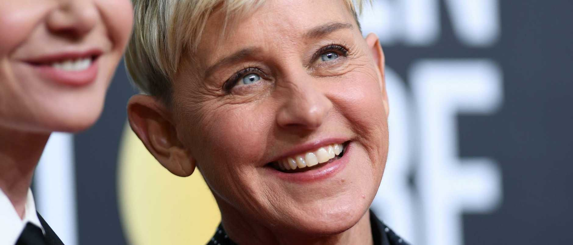 Following Ellen DeGeneres' shock announcement she has coronavirus, the talk show host has taken to Twitter to share an unlikely symptom.
