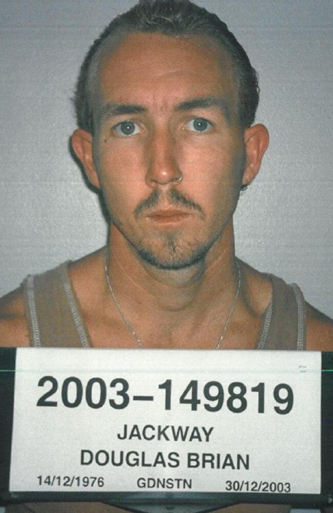 Brian Douglas Jackway in 2003