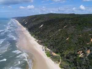 Great Sandy National Park to get $4 million salve