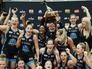 'WNBL grand final deserves its own stage'
