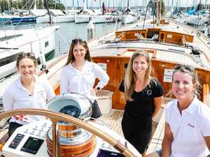 Sydney to Hobart racer: 'I just see us as sailors'