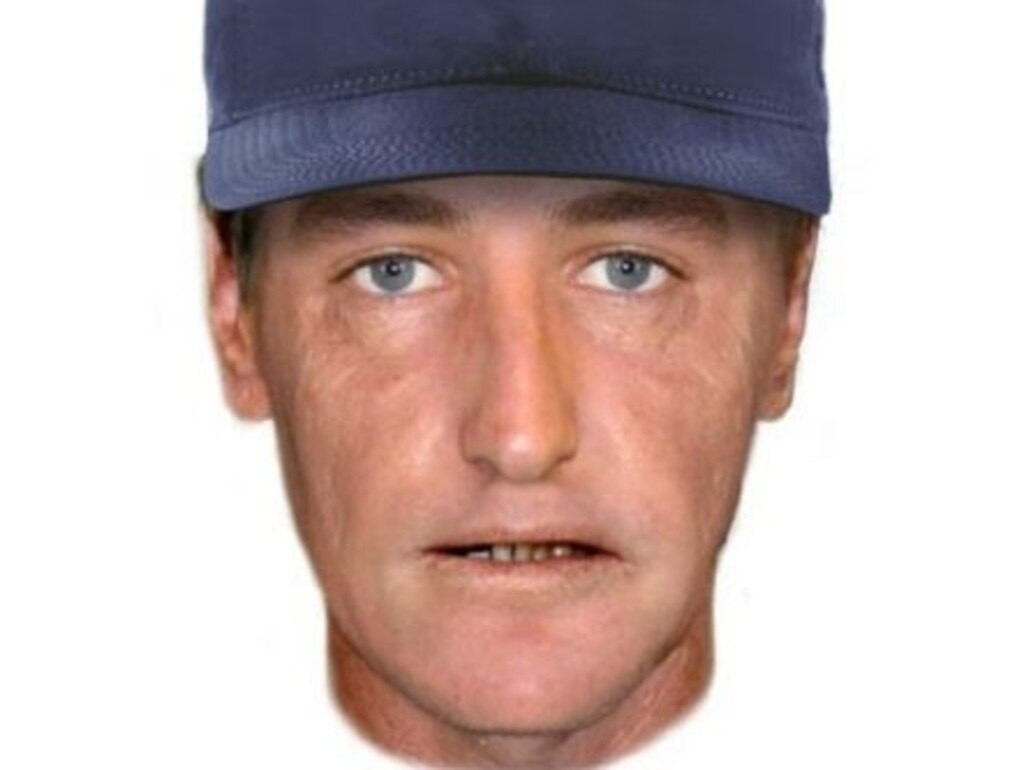 Do you know this man? Picture: Comfit image released by QPS