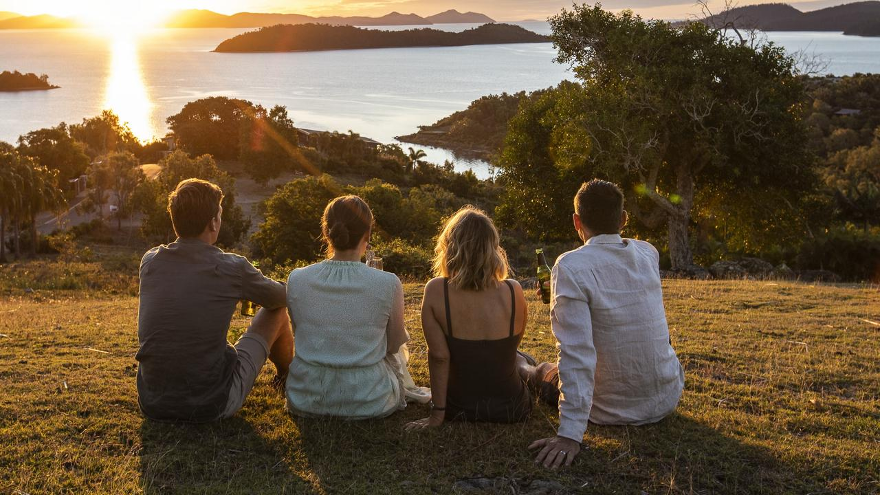 Many people in Mackay are planning to holiday at home this Christmas and New Years.
