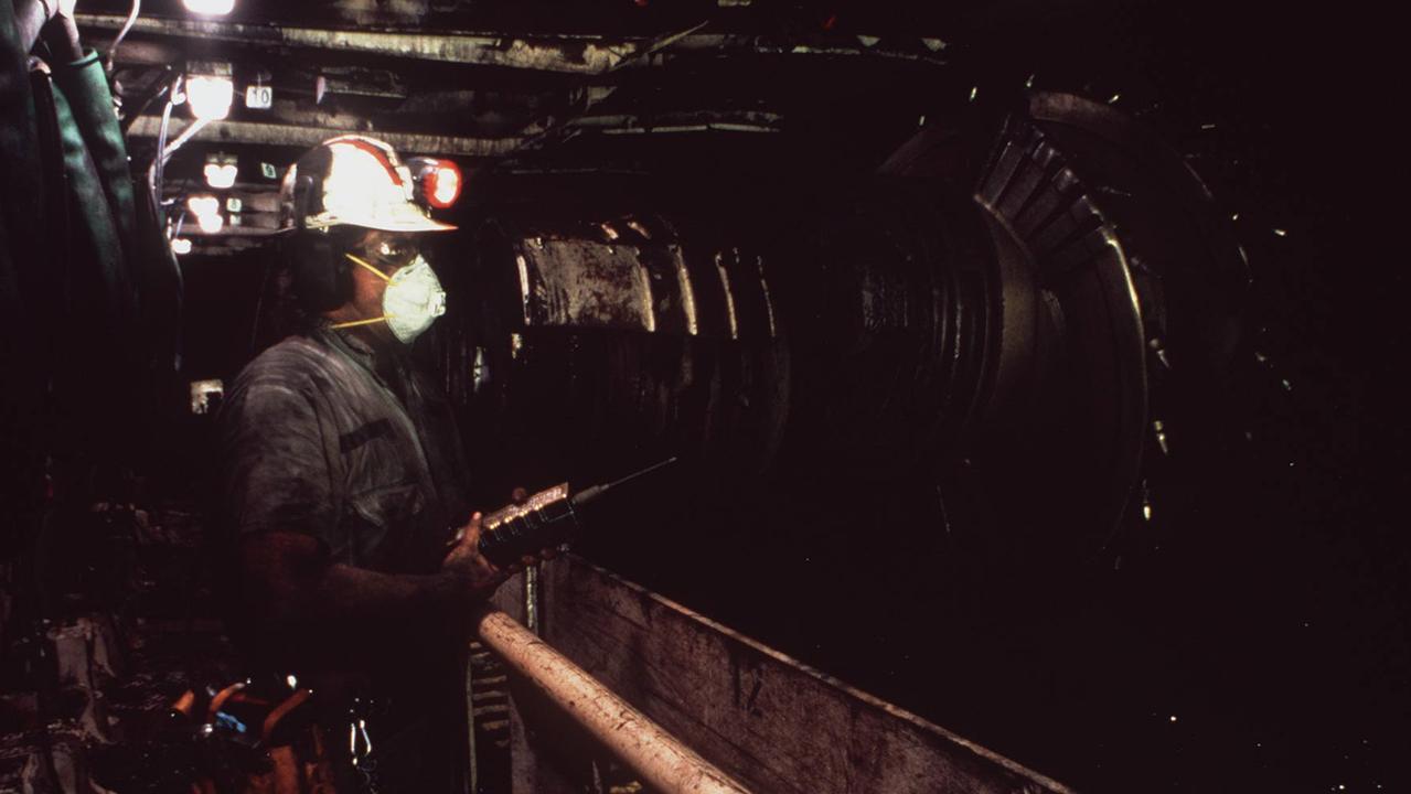 Oaky North underground mine is in Queensland's Bowen Basin about 90 km northwest of Emerald.