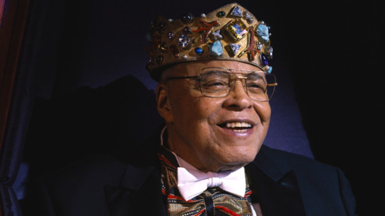 James Earl Jones returns for the Coming to America sequel. Picture: Amazon Studios.