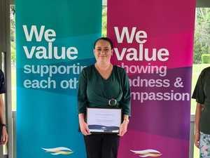 Aspiring nurse overwhelmed by life-changing 10k