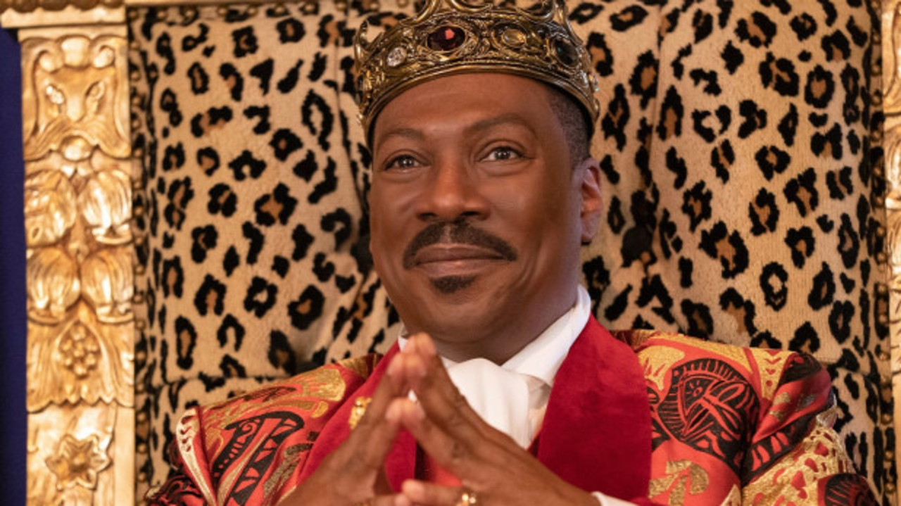 First look at Coming to America sequel. Picture: Amazon Studios.