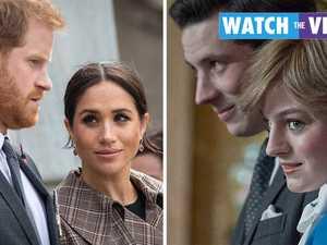 Meghan and Harry's awkward Netflix dilemma