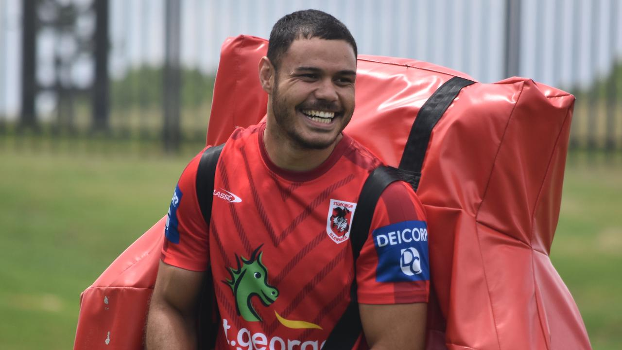 Brayden Wiliame is looking to improve his win record in 2021. Picture: Dragons Media