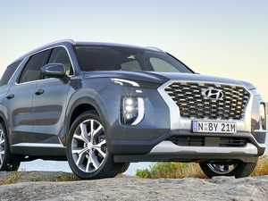 New SUV is like business class on wheels