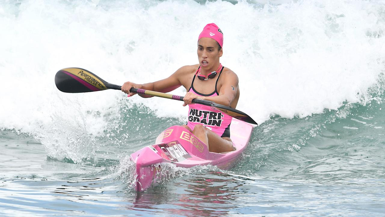 Defending ironwoman champion will have to wait to get her season started after the opening two rounds were postponed due to a COVID-19 outbreak. Picture: Harvpix