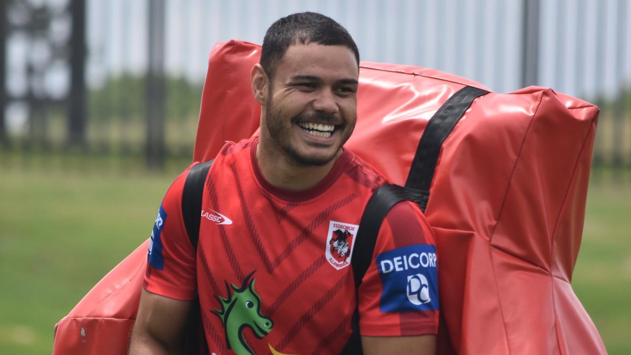 Brayden Wiliame optimistic about turning around horror NRL win percentage