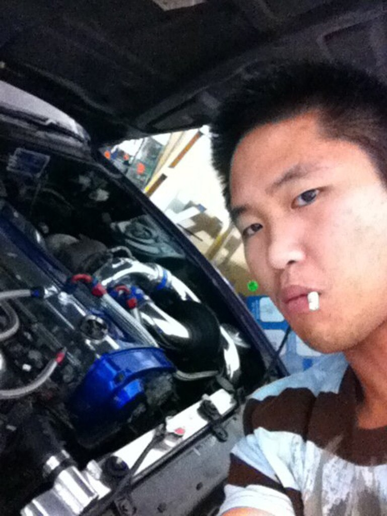 Cheok Wong Foo has been jailed for drug offences and unlawful wounding. Picture: Facebook